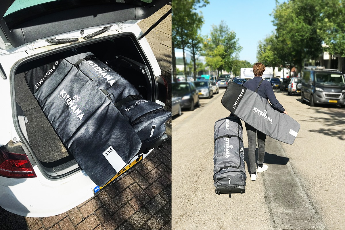 Prolimit Kitemana Boardbag Golf Travel light