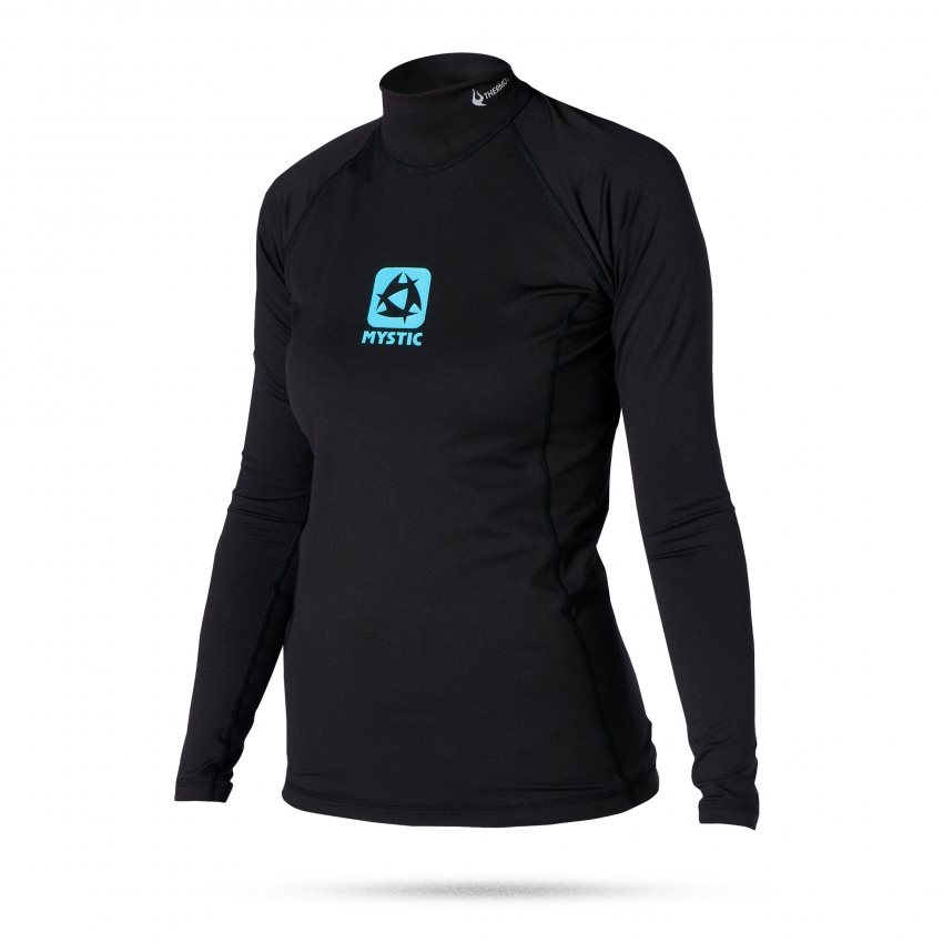 Mystic Bipoly L/S Thermo Top Dames