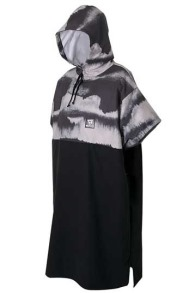 Fleece Poncho