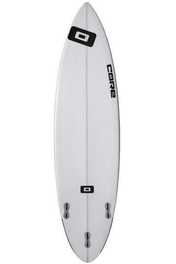Core Kiteboarding - Green Room Surfboard