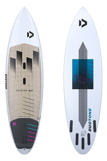 Duotone Kiteboarding - Session SLS 2021 Directional Board