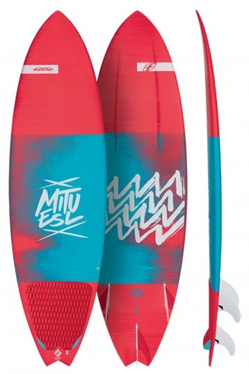 F-One - Mitu ESL 2019 Surfboard