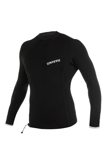 Mystic - Majestic L/S Vest Neopreen 2mm Top